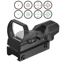 Tactical Red dot laser sight riflescope for 22mm rail