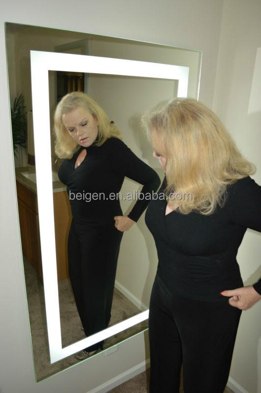 bagen 고급스러운 욕실 거울 주도 빛, 장식 주도 조명 거울-목욕 ...