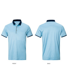 international distributors polo shirt 100% cotton made in peru