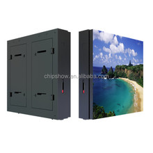 P6 advertising big screen outdoor waterproof led full color