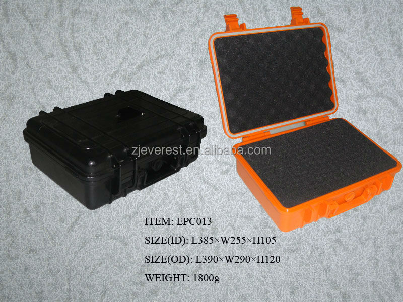 hard equipment cheap tool case with customed foam