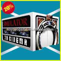 More attractive arcade best sale 5d amusement cinema manufacturer