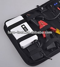 High capacity jump starter car emergency power station for car/mobilephone/tablet/mp3 etc