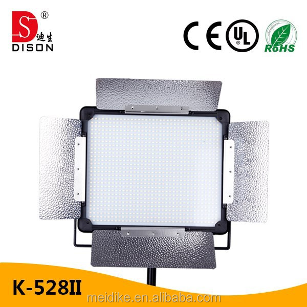 cheap 40w led tv studio and photography shooting video camera light