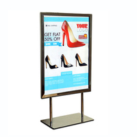 advertising board best sale types of advertising boards for shopping mall