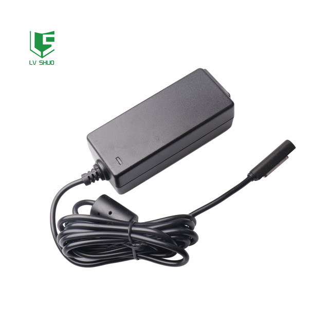 Ac dc adapter 100-240v to 12v for Microsoft laptop power supply
