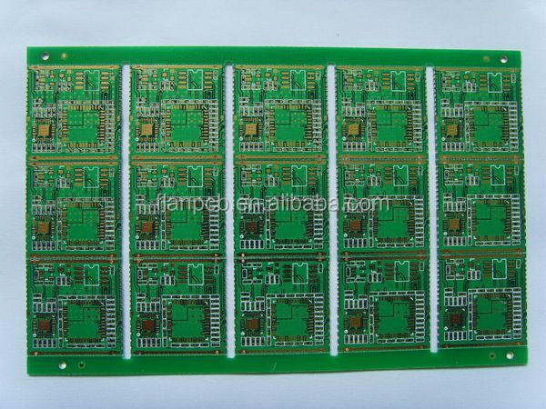 PCB board led pcb.4 layers pcb layout, china professional circuit board manufacturer