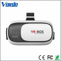 2017 Hot selling VR Box The second generation 3D VR Box support 4.7-inch -6.1 inch phone iPhone6 Plus