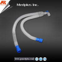 Wholesale Disposable anesthesia machine anesthesia breathing circuit telescopic tube