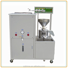 small scale soy milk production machine
