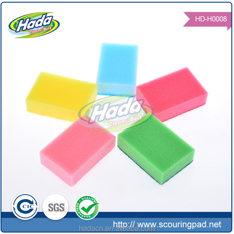 Kitchen water cleaning sponge