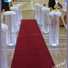 Event Decor Led Light Crystal Walkway