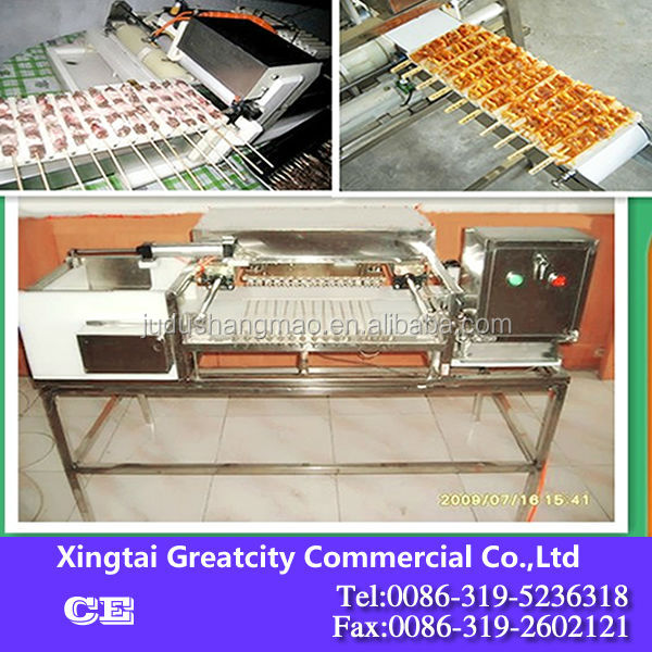 professional kabab skewer machine manufacturers