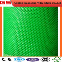 Durable Polymer screen/flat plastic mesh/Plastic Flat wire mesh