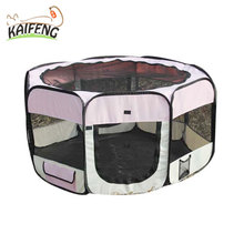 Exercise Eight Indoor Dog Puppy Fence Kennel