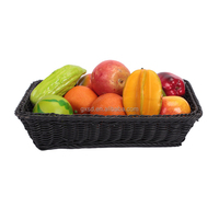 New product market durable rattan good quality for storage food vegetable potato basket