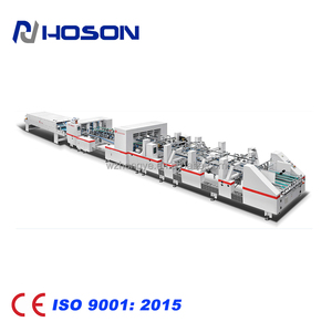 ZH-1200BFT-H Paper Box Making Machine