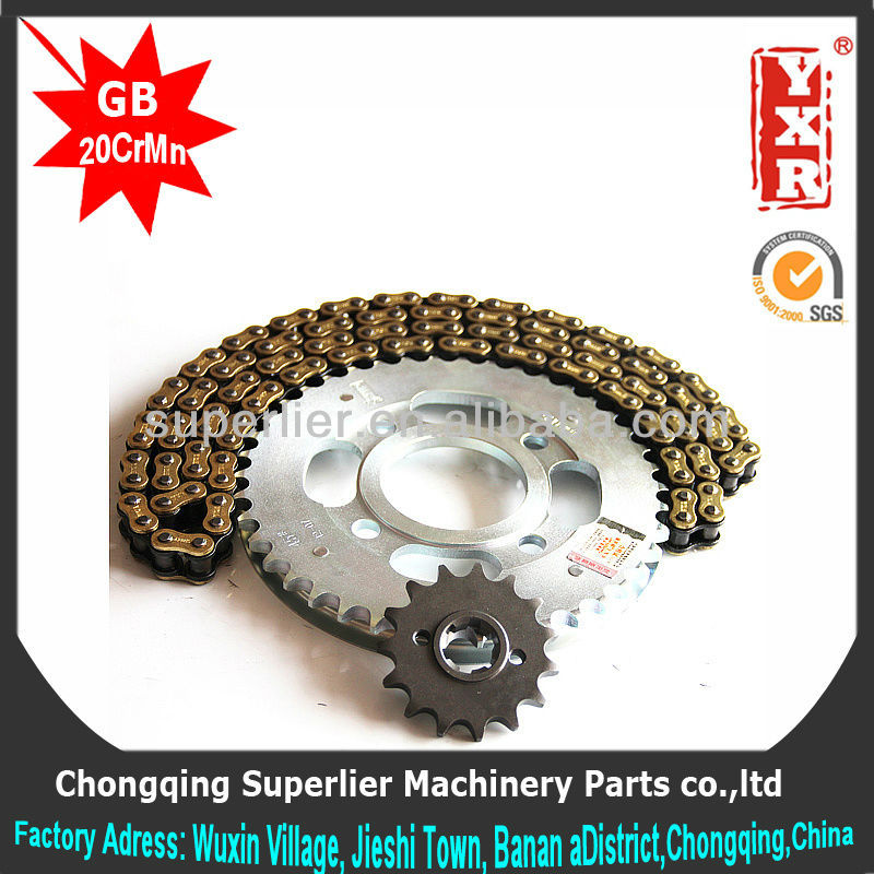 forging 1045 steel chinese scooter parts,professional in manufacting sprocket