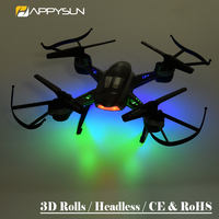 Selling Wholesale 2.4G Long Range Rc Helicopter with Colorful LED Light