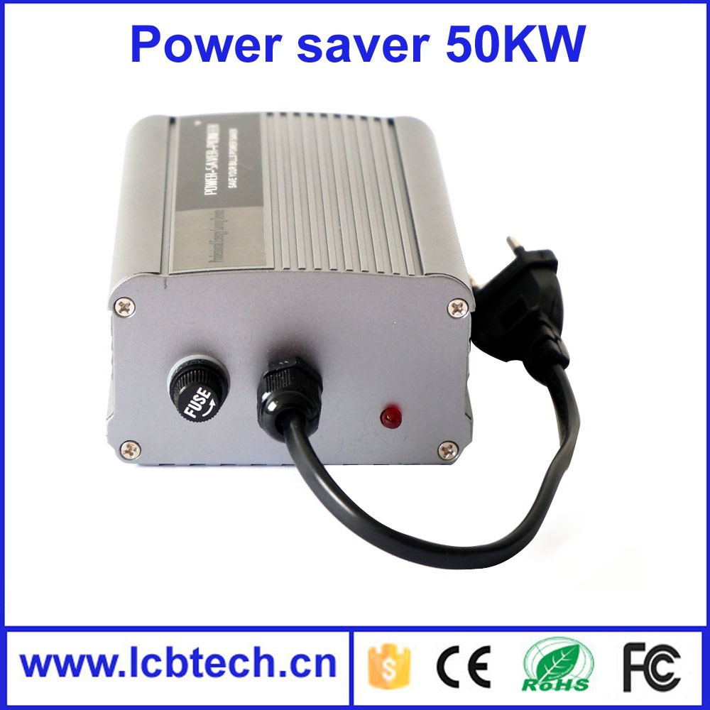 for home ,power saving box products, Save Up To 35% Single phase 50kw Electric power saver