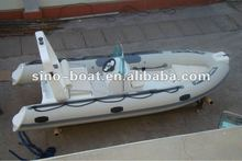 PVC Inflatable Rib Boat 480 (CE Approval)