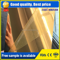 copper color china 3xxx 1xxx blue film cladding mirror aluminum plate