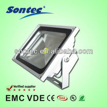 Popular Aluminum die casting shell 50w rgb led flood light housing