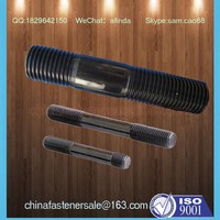 alloy steel 40Cr high tensile stud bolt and nut