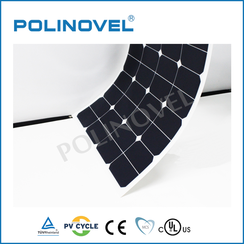 50w sunpower flexible solar cell