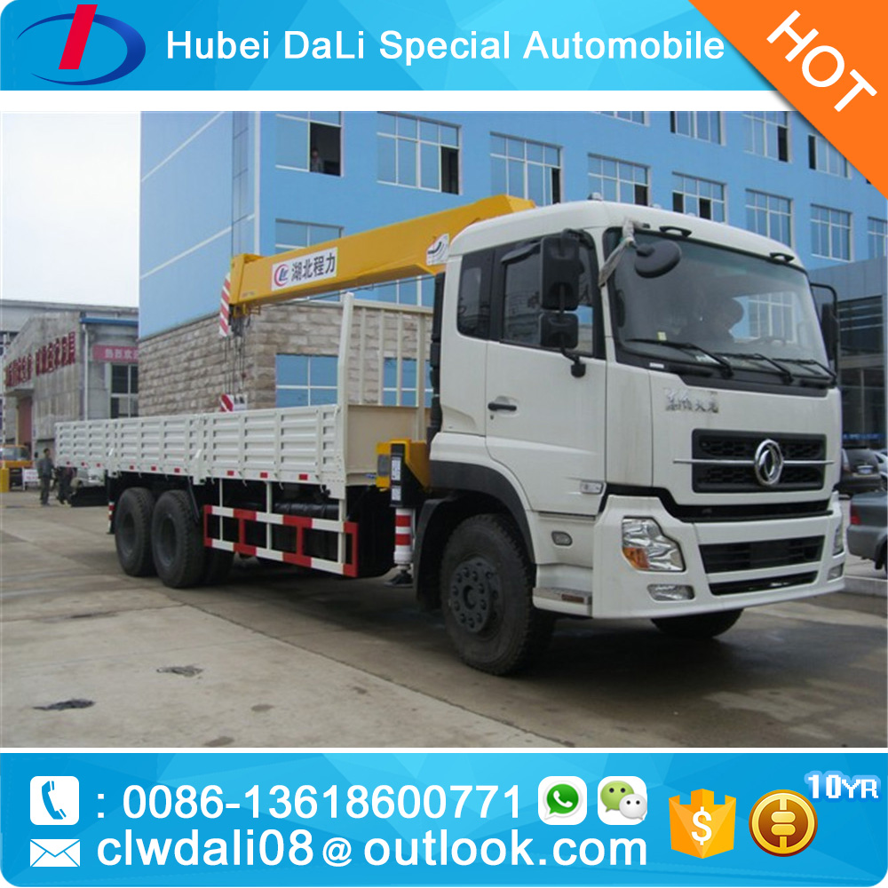 hiab crane truck hot sale in china
