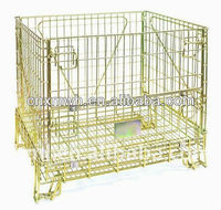 Light duty wire mesh container