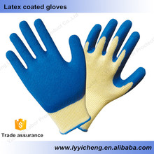 Latex petroleum mining safety gloves