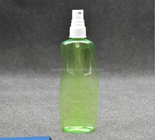 empty 160ml PET plastic bottle for essential oil perfume Toilet water