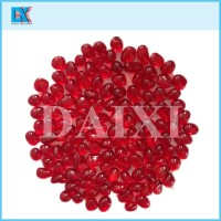 Wall surface decoration glass beads