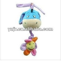 stuffed donkey toy plush baby toy