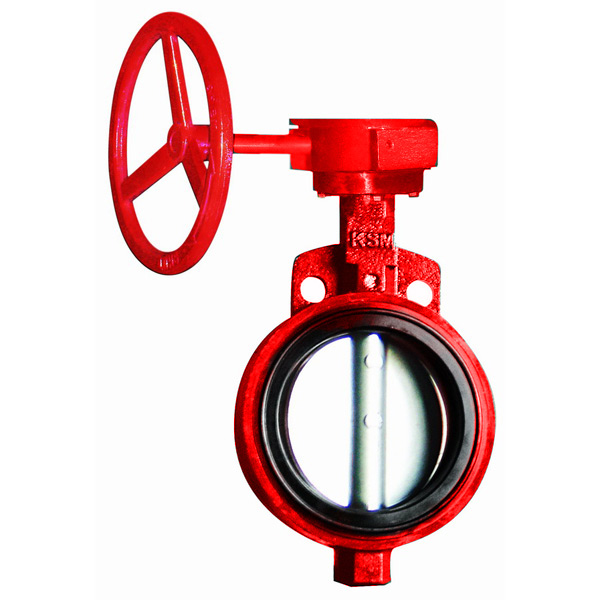 automatic lp butterfly valve DN50-1000