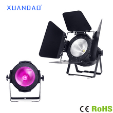 2018 New technological LED COB par light, 4in1 full color washing par light for stage wedding bar disco