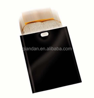 best selling PTFE toast bags/teflon grill bags