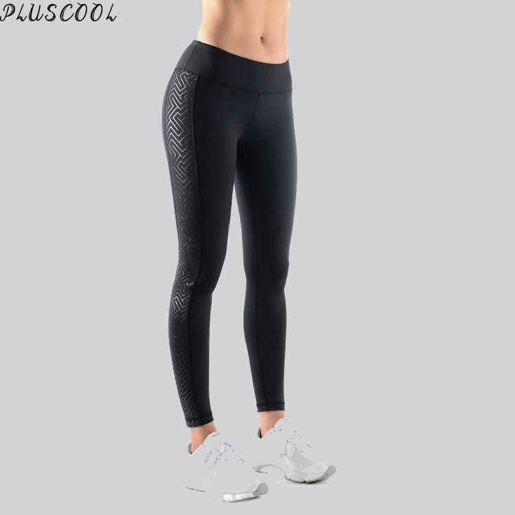 ladies fitness spandex wholesale cheap yoga pants gym wear for women