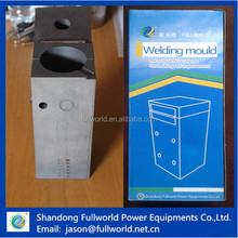 carbon exothermic welding mould/earthing materials
