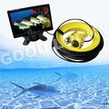 Lucky FF3308-5 7 inch 20m underwater camera for fishing