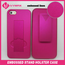 best sellers kickstand mobile phone accessories for apple iphone 5s case