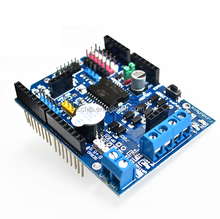 High Quality L298P Motor Drive Shield Expansion Board Compatible For Arduinos