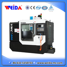 vmc800 4 axis Vertical Machining Center Cnc Milling Machine