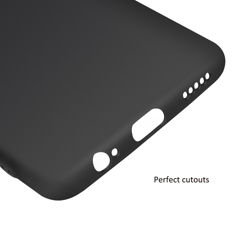 DFIFAN Newest mobile accessories cover for oneplus 5T, High Quality matte black for oneplus 5t case cover