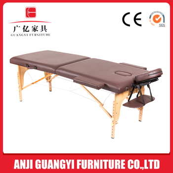 Hot Sell New Arrival Specialized Safety Massage Bed
