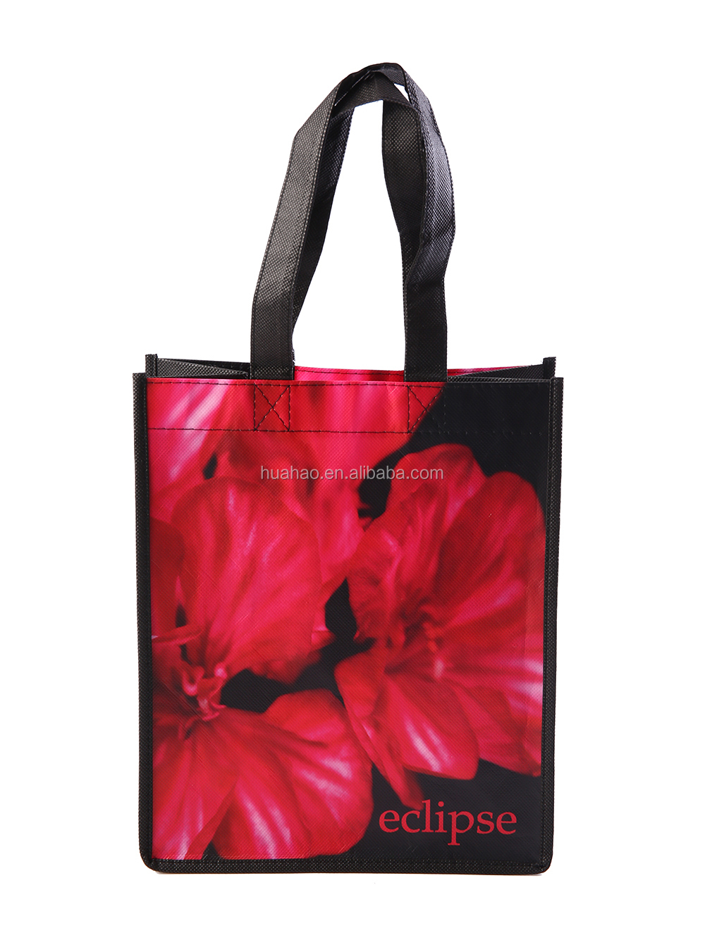 wenzhou new products laminated pp non woven bag for dress