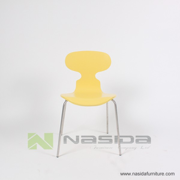 CH161 plywood chair Ant Chair by Arne Jacobsen