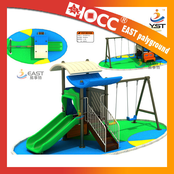 Children Garden Outdoor Fun Playground Equipment