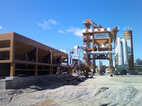 Asphalt Mixing Plant for Africa Roads